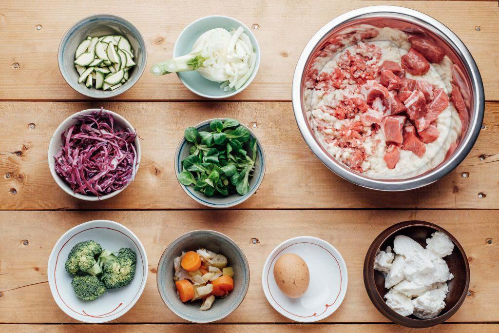 personalizzazione dieta base