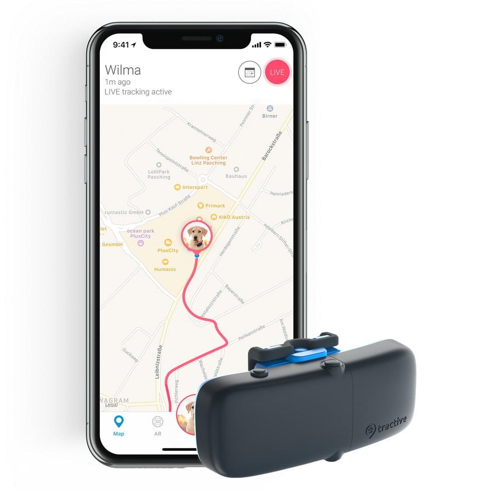 GPS per cani Tractive 2